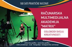 Računarska multimedijalna akademija MATRIX
