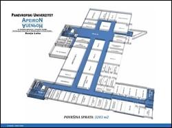 Mapa Univerziteta Apeiron