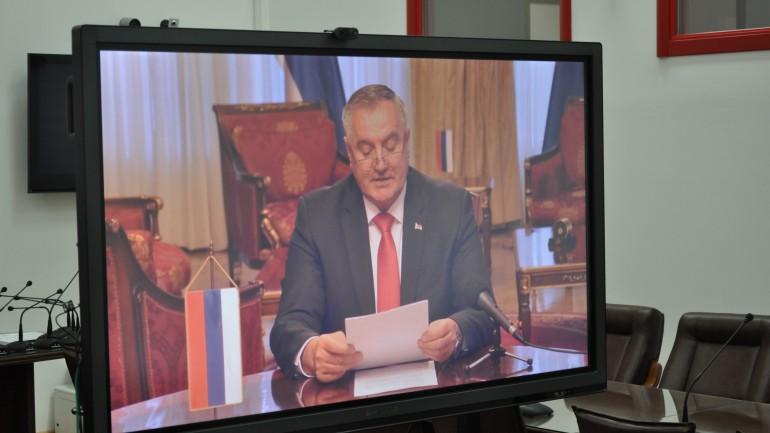 Premijer Radovan Viskovic