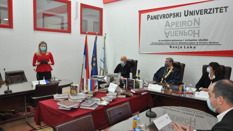 Otvaranje kutka ruske literature